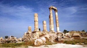 Amman świątynia Herkulesa